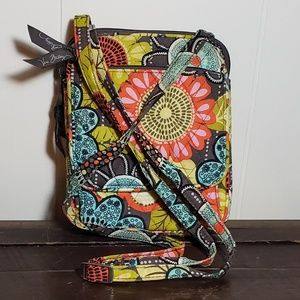 """Flower Shower"" Crossbody"
